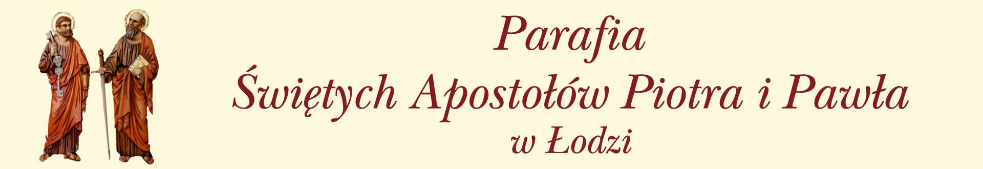 Parafia Świętych Apostołów Piotra i Pawła w Łodzi